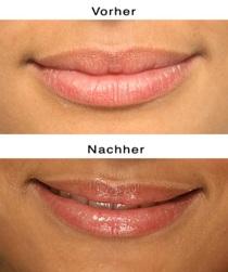 Lippenkontur permanten makeUp