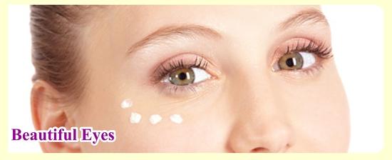Kosmetik für schöne Augen