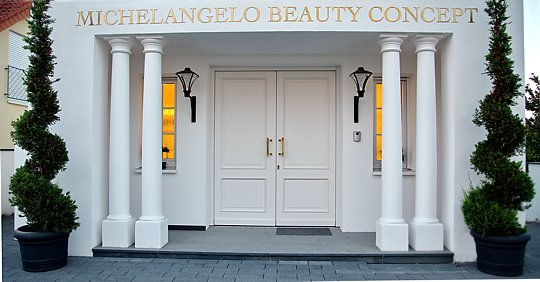 michelangelo-beautyconcept-eingang